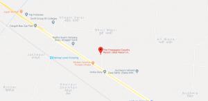 Location of firangipani