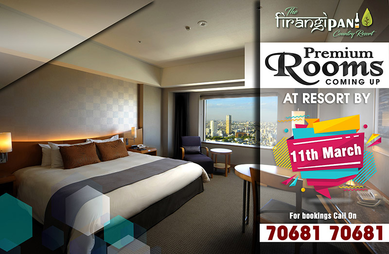 PREMIUM ROOMS AT FIRANGIPANI