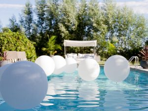 Let's Splash at your Summer Pool Party- Firangipani